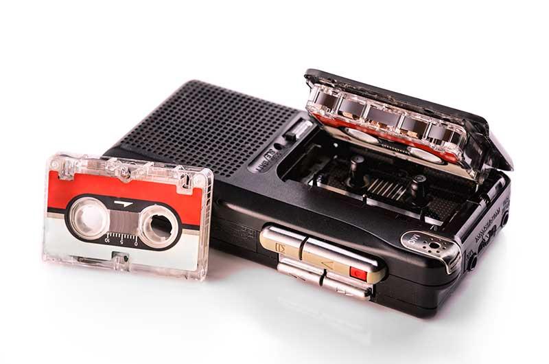 Micro cassette